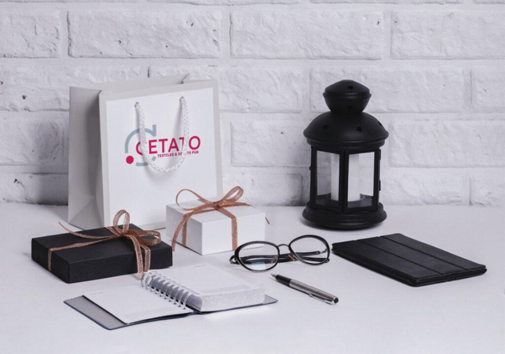 Welcome packs de Cetato objets publicitaires